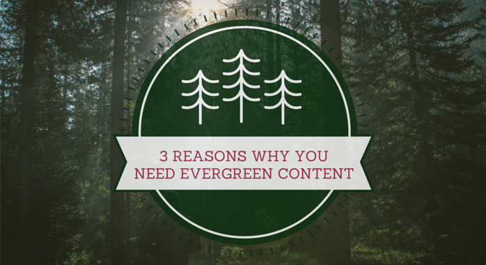 evergreen content is essential for your content plan